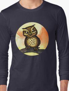 Cute owl. Long Sleeve T-Shirt