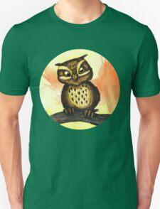 Cute owl. T-Shirt
