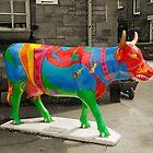 Angry bull by tazbert