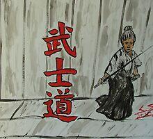 """""""Bushido 4""""  by Carter L. Shepard by echoesofheaven"""
