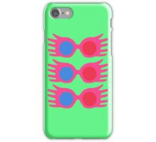 specs pattern iPhone Case/Skin