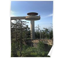 Clingmans Dome Poster