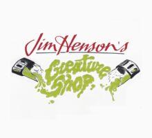 Jim Henson's Creature Shop from TMNT2 Ninja Turtles by Jacob King