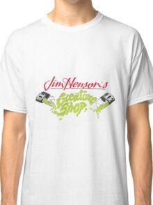 Jim Henson's Creature Shop from TMNT2 Ninja Turtles Classic T-Shirt