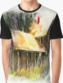 Faded Memories Graphic T-Shirt