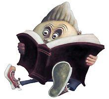 Wild Read by konokopia