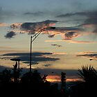 Twilight in Santa Fe, NM by NovaCynthia
