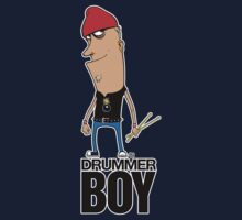 Drummer Boy Kids Tee