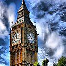 Big Ben by Barbara  Brown