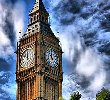 Big Ben by Barbara  Brown