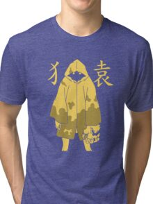 Monogatari - Suruga Monkey Tri-blend T-Shirt