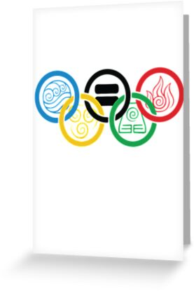 Olympic and the Avatar by Joshua Hill