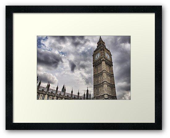 Big Ben goes Gothic by LadyFi