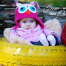 Grow wise little owl :) by Michelle *