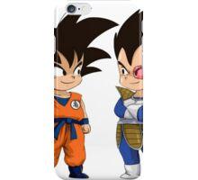 Son Goku Son Vegeta iPhone Case/Skin