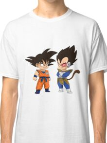 Son Goku Son Vegeta Classic T-Shirt