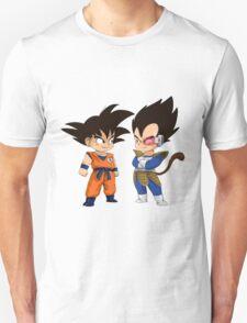 Son Goku Son Vegeta T-Shirt