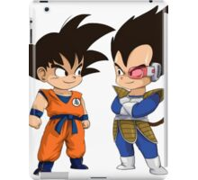 Son Goku Son Vegeta iPad Case/Skin