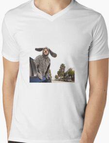 My town... Mens V-Neck T-Shirt