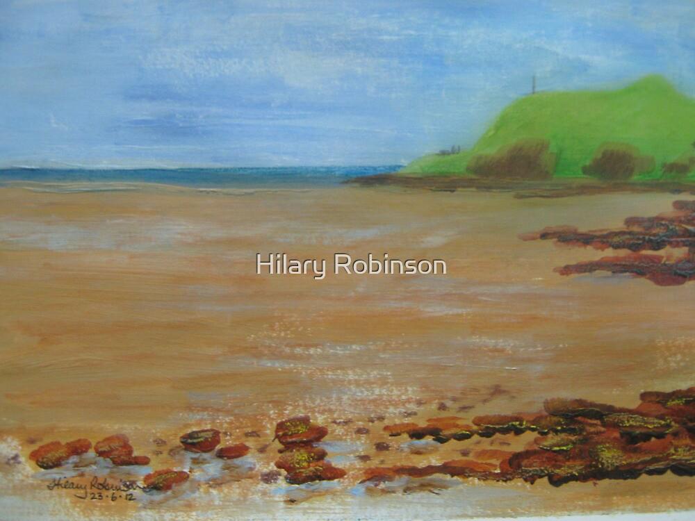 Hestan Island, SW Scotland by Hilary Robinson