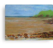 Hestan Island, SW Scotland Canvas Print