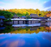 Komaki Onsen, Misawa, Japan by Marc Maschhoff