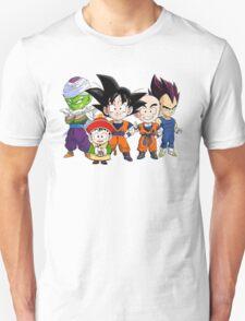 Dragon ball team T-Shirt
