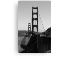 Leaving San Francisco Canvas Print