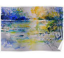 watercolor 217082 Poster