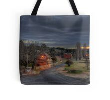 Dusk in Hill End. Tote Bag