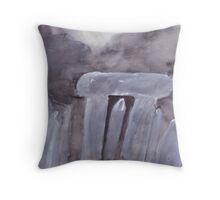 Place in Time Throw Pillow