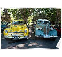 COLLECTOR CARS Poster