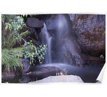 National Botanic Gardens - Waterfall Poster