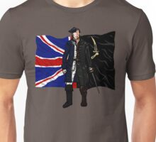 Lietenant McGraw and Captain Flint - Black Sails Unisex T-Shirt