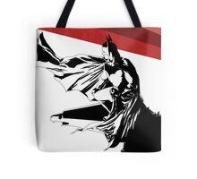 Batman Striped Tote Bag