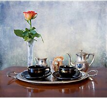 Honeymoon espresso  Photographic Print