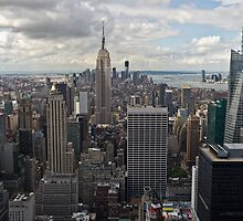 Midtown Manhattan by Gary Eason + Flight Artworks
