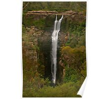Carrington Falls ... framed Poster