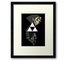 Zelda Twilight Princess Remake! Framed Print