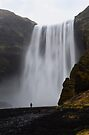 Skogarfoss, Iceland 018 by Magic-Moments