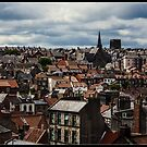 Whitby Skyline by MJmerry