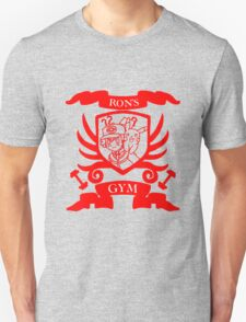 Wrong Gym RED T-Shirt