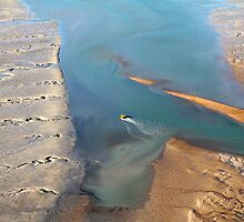 Low tide - Broome by SUBI