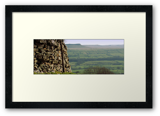 Yorskshire Dales landscape by Luckyman