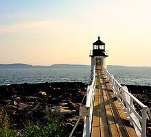 Marshall Point Lite, Port Clyde, Maine by fauselr