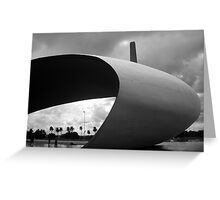 Architectural Masterpiece  Greeting Card