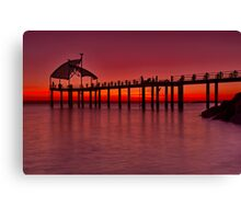 """Townsville Morning Twilight"" Canvas Print"