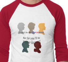 Save Ya Tonight Men's Baseball ¾ T-Shirt