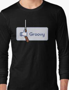 Groovy Long Sleeve T-Shirt