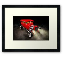 Rick Conway's 1928 Ford Hotrod Framed Print